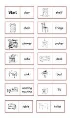 Domino furniture für die Freiarbeit