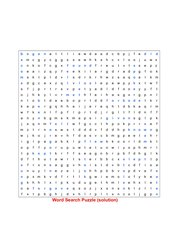 Irregular Verbs (Word Search Puzzle)