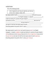 Wordpower job interview