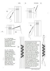 Perlenweben - Armband