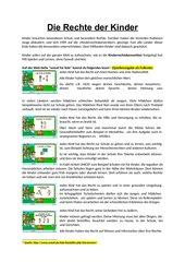 Die Kinderrechte_Textblatt