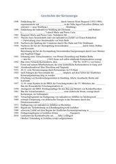 Geschichte der Kernenergie - Arbeitsblatt mit Lösung
