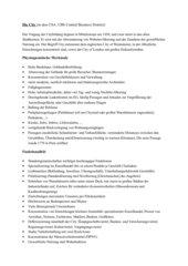 City - Merkmale, Funktionen, Probleme und deren Folgen