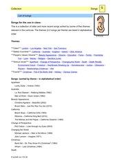 Songs für den Englischunterricht - Neuauflage