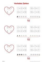 Verliebte Zahlen