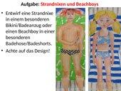 Strandnixne und Beachboys