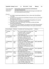 GU: Adverbiale Bestimmungen