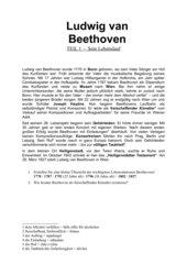 Beethoven für DaF