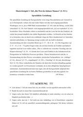Musterlösung sprachliche Analyse