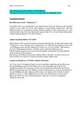 Beethoven und das Metronom