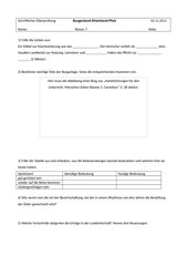 Test: GL - Burgenland