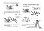 Illustrierte Wortschatzübung zu Campus 1, Ausgabe C, Kapitel 10