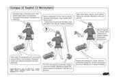 Illustrierte Wortschatzübung zu Campus 1, Ausgabe C, Kapitel 13