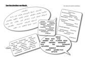 Adjektivsammlung zur Beschreibung von Musik