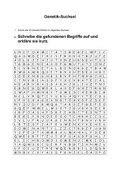 Genetik-Suchsel