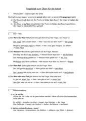 Regelblatt 4 Fälle