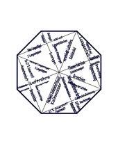 Domino Puzzle Lunge und Atmung