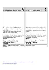 Dialogkarten: La banlieue - interviewer les gens (à St-Denis)