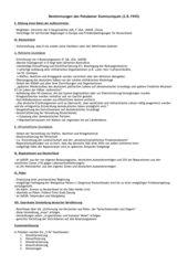 Bestimmungen des Potsdamer Kommuniqués (2.8.1945)