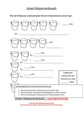 Thema Wasserversorgung