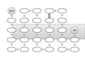 Würfelspiel - Perfekt / Partizip II Formen / Verbkonjugation
