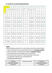 Sauberes Arbeiten in Mathematikheften