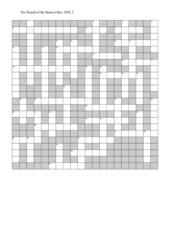 2. Kreuzworträtsel zur Geschichte