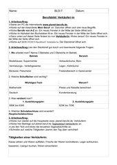 Internetrecherche zum Berufsbild Verkäufer/in