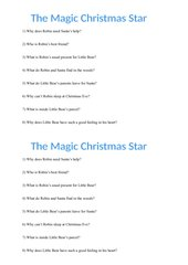 Video - The Magic Christmas Star