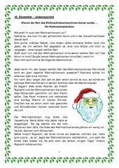 4teachers-Adventskalender 2012 Teil 2