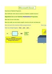 Taschengeld-Rechner (Excel)