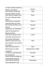 Fragespiel Rheinland-Pfalz