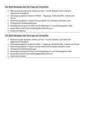 Spiegelschrift - Bestimmungen des Versailler Friedensvertrags