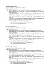 Merkblatt zur Berichtigung (Aufsatz)