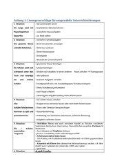 Auswertung Fragebogen zu Unterrichtsstörungen und Heterogenität