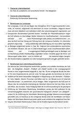 Einführung: Adverbiale Bestimmung