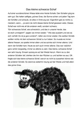 Das schwarze Schaf - Außenseiter