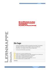 Lernjob Erarbeitung Sage