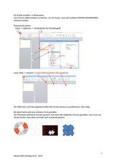 Puzzle erstellen in Powerpoint 2010