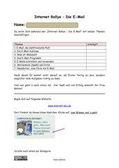 E-Mail und Newsletter