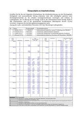 Übungsaufgabe Entgeltabrechnung 2013