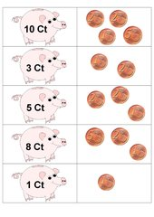 Geldwerte Klasse 1 - Teil 2