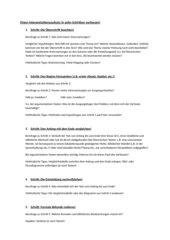 Zehn-Schritt-Analysemethode