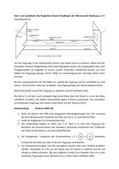 Anwendungsaufgabe zur Lagebeziehung Gerade und Ebene