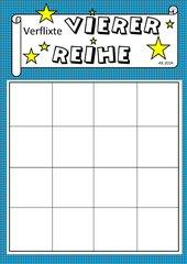 Verflixte Vierer-Reihe  -  Kombinationsspiel