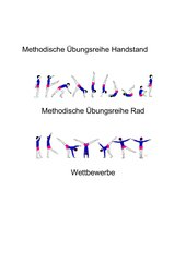 Methodische Übungsreihen Rad & Handstand