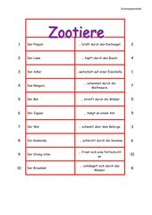 Zootiere