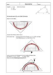 Anleitung Zeichnen SWS-Dreieck