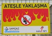 Hinweisschilder - türkisch