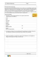 Lernsituation Klient mit Norovirus